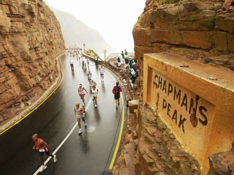 Chappies road closure for Easter marathon