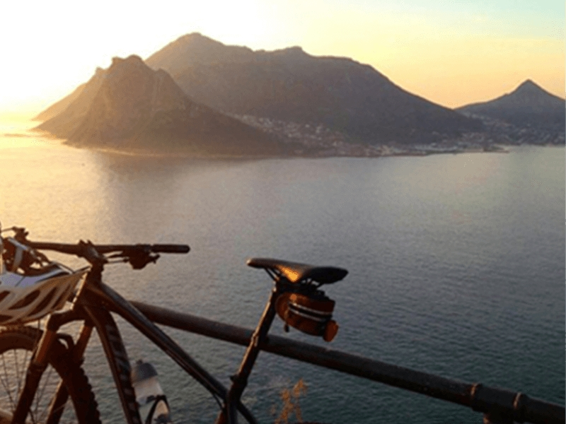 Cyclist Update on #Chappies