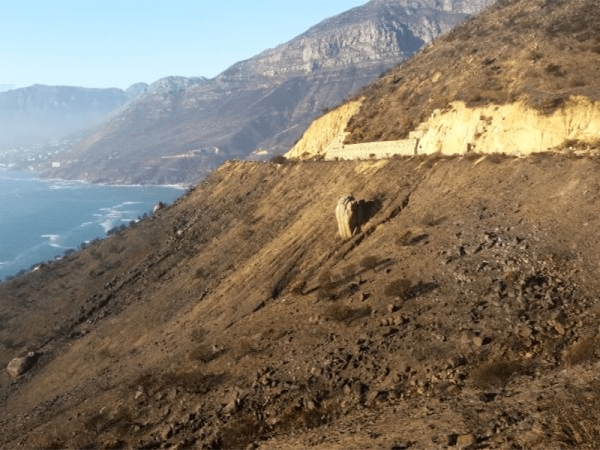 Chapman's Peak Drive Re-opens after the Fire