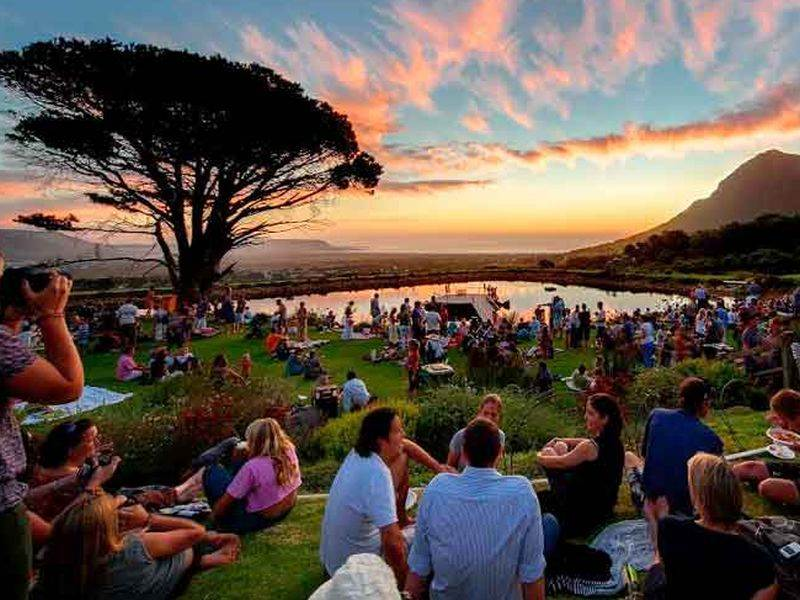 Things to do in Cape Town: events