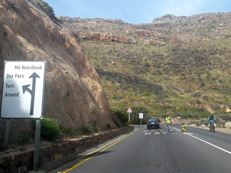 Chapman's Peak Drive Day Pass