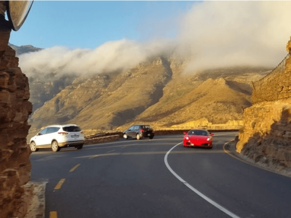 Chapman's Peak Drive: Toll Tariff Increase 2015