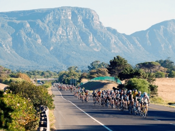 Cape Town Cycle Tour 2015 - New Route