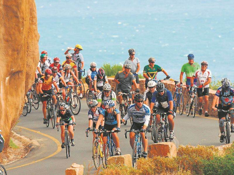 Cape Town Cycle Tour - 10 March 2019